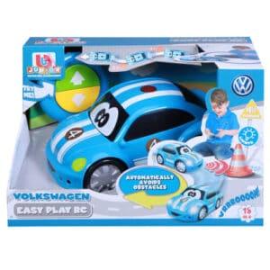 BB Junior fjernstyret bil - Beetle - Blå