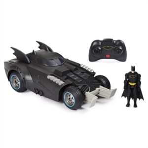 Batman - fjernstyret batmobil Launch & Defend