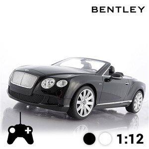 Bentley Continental GT Cabriolet Fjernstyret Bil Hvid