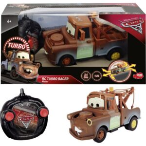Disney's Cars 3 / Biler 3 - Bumle Fjernstyret Bil Turbo Racer - 17 Cm