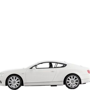 Rastar Bentley Continental GT Speed Fjernstyret Bil - Hvid