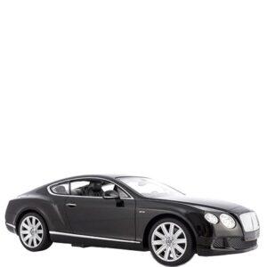 Rastar Bentley Continental GT Speed Fjernstyret Bil - Sort
