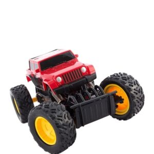 Rastar Monster Truck Off-Road Fjernstyret Bil - Rød