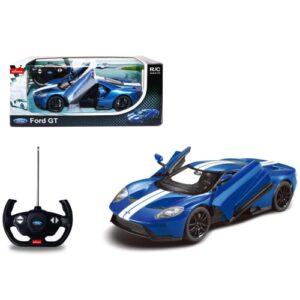 Rastar fjernstyret bil - Ford GT - Blå