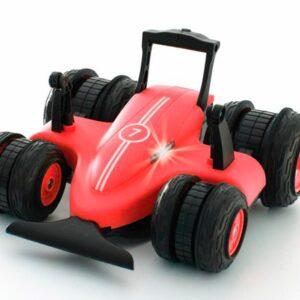 Sharper Image - Fjernstyret Bil - Spin Drifter 360° - Rød