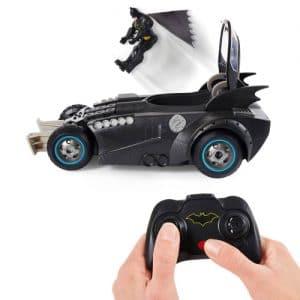 Spin Master fjernstyret bil - Batman Launch & Defend Batmobile