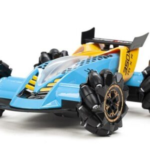 Techtoys - Fjernstyret Rc Bil - Mist Spray Drift Car