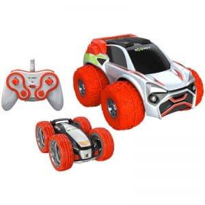 2-i-1 Fjernstyret Rc Bil Til Børn - Exost Xtreme Fury Buster