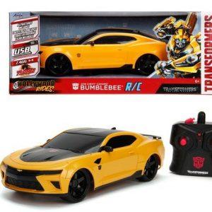 Transformers - Fjernstyret Bil - Bumblebee - Chevy Camaro