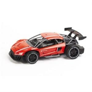 TechToys - Arrival on road metal R/C 1:16 2,4GHz - Red (520606)