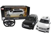Volvo XC90 Fjernstyret Bil 1:14 - tilfældig farve (sort eller hvid)/random color (black or white)