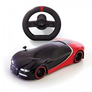 Sharper Image - Fjernstyret Bil - Italia Sparts Car Med Rat