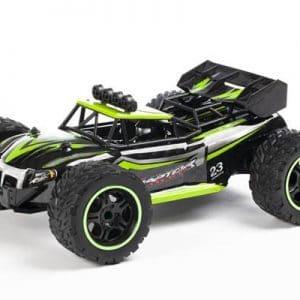 Techtoys - Fjernstyret Rc Buggy Bil Til Børn - Usb - Raptor