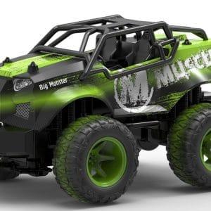 Big Monstertruck Fjernstyret Bil 1:16, 2.4G